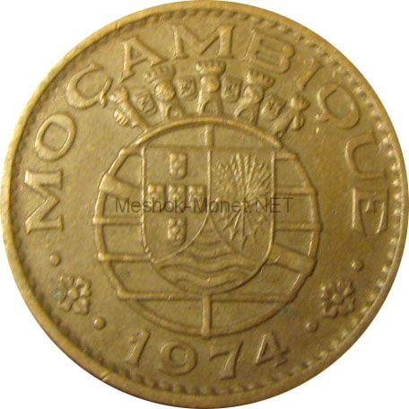 Мозамбик 50 сентаво 1975 г.