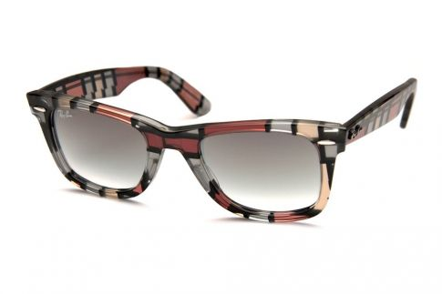 Ray Ban Original Wayfarer Blocks RB2140 1083/32