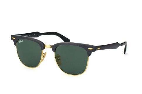Ray-Ban Aluminium Clubmaster RB3507 136/N5