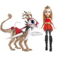Набор Кукла Эппл Вайт и ее дракон серия Игры Драконов