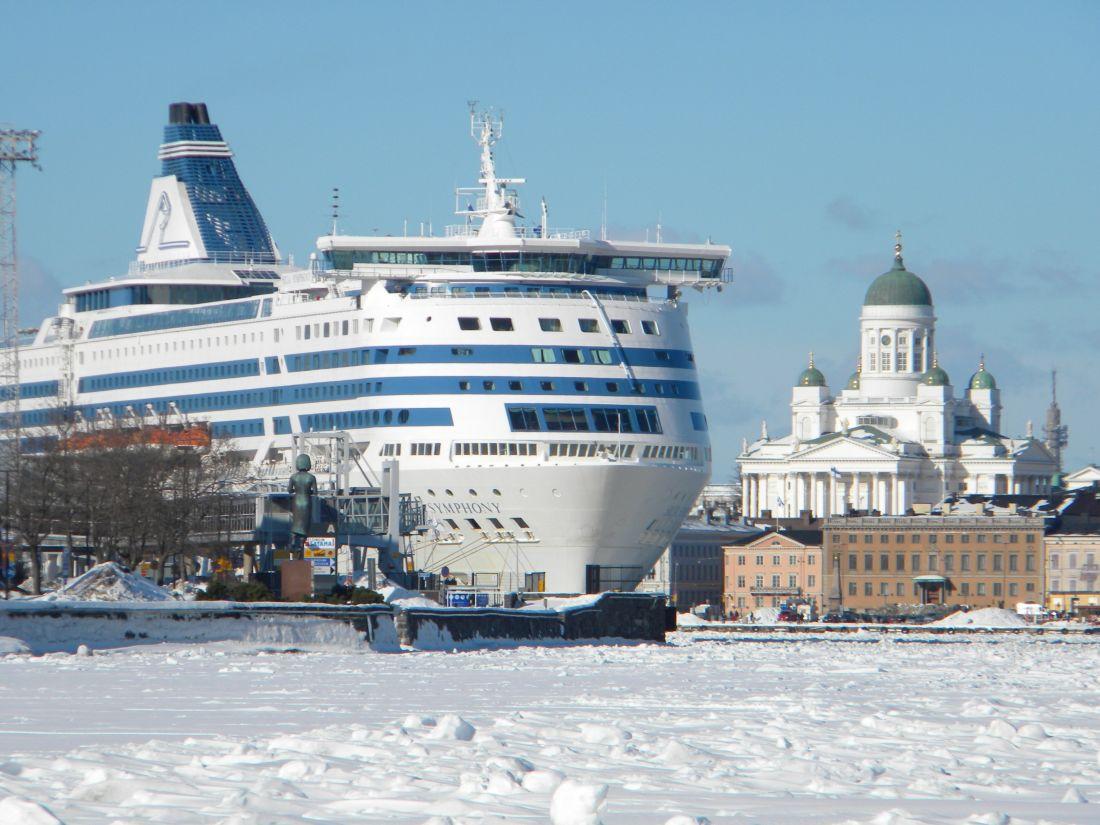 Таллин-Хельсинки! Уникальный тур выходного дня на пароме!