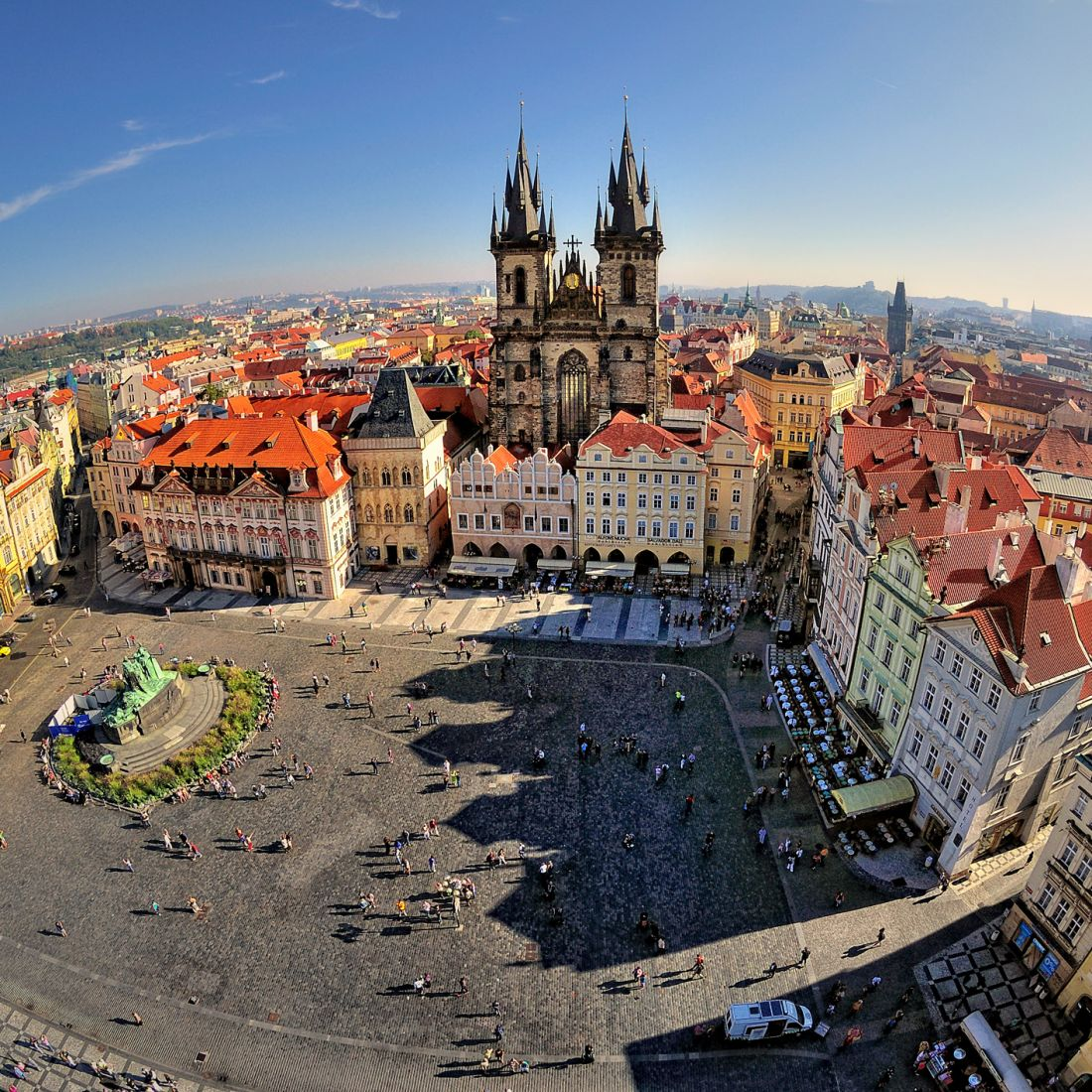 Романтичные города Европы: Будапешт-Вена-Прага». Отели 3-4*