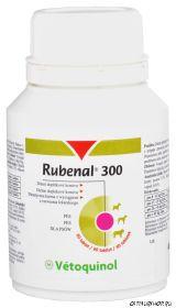 Rubenal (Рубенал) от Vétoquinol - 60 таблеток по  300 мг. для собак
