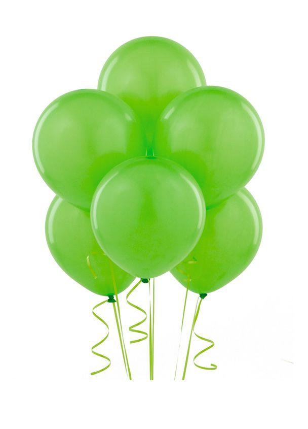 Воздушный шар  (с гелием)
