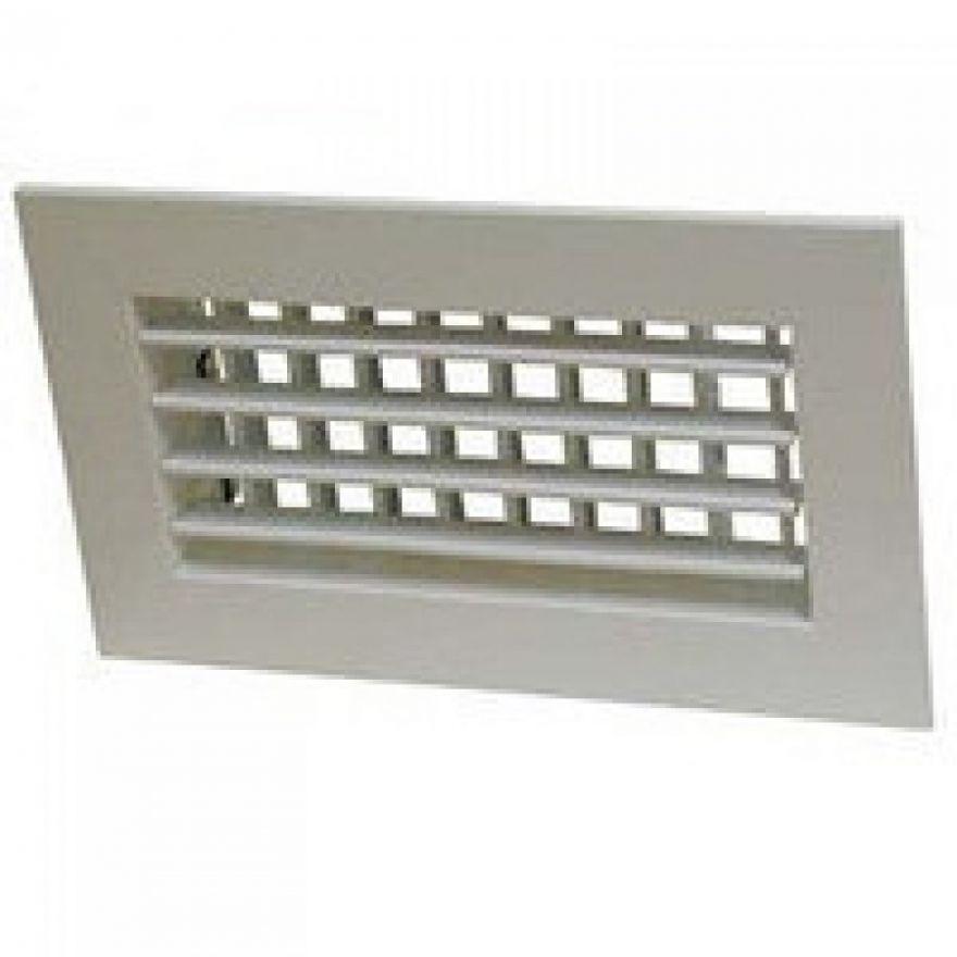 Решетка алюминиевая АДН 400х100