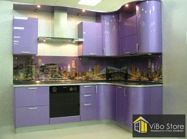 Угловая кухня на 3 кв. метра