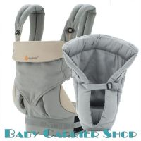 ERGO Baby CARRIER FOUR POSITION 360 COLLECTION Bundle of Joy Grey BCII360AGRY