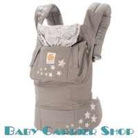 ERGO Baby CARRIER ORIGINAL COLLECTION Galaxy Grey BC2EPNL