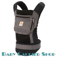 ERGO BABY CARRIER PERFOMANCE Black Charcoal BCP02500NL
