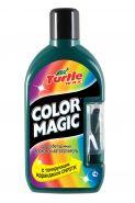 Цветообогащенный восковой автополироль с тонирующим карандашом COLOR MAGIC PLUS темно-зеленый FG7007 объем: 500 мл