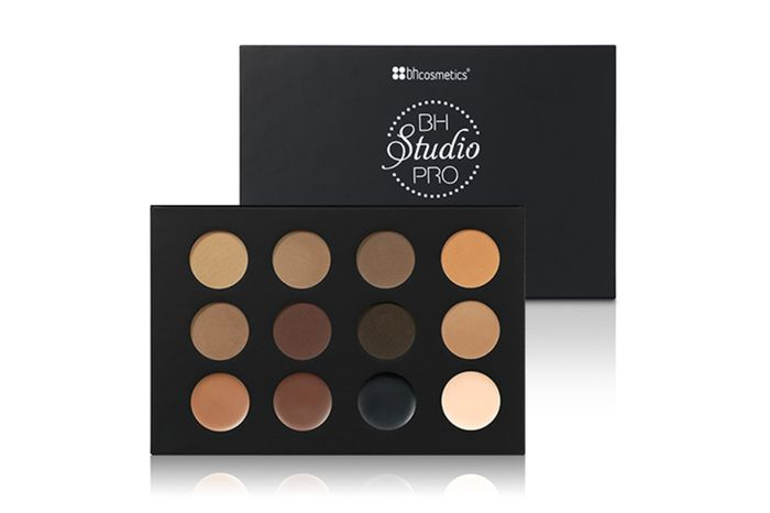 Палетка для бровей BH - Studio Pro Ultimate Brow Palette