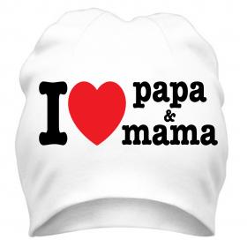 Я люблю папу и маму