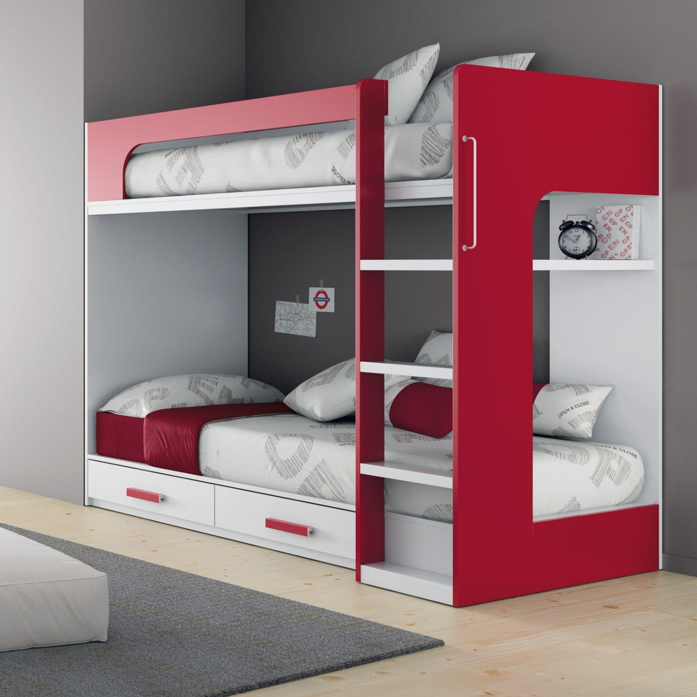 КLЮKVA Кровать 2-х ярусная