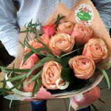 Букет цветов Дуэт