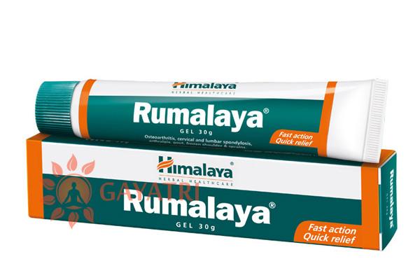 """ПРОТИВОВОСПАЛИТЕЛЬНЫЙ ГЕЛЬ ДЛЯ СУСТАВОВ И МЫШЦ """"РУМАЛАЯ"""" (Rumalaya)(Himalaya)  30 гр."""