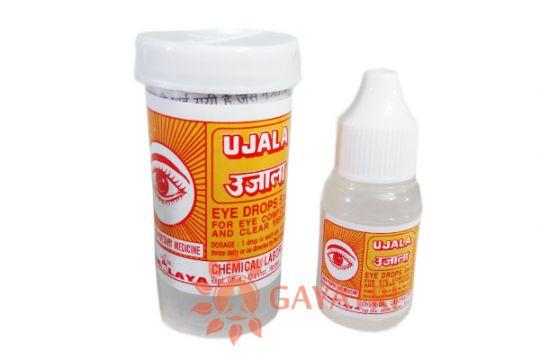 """Глазные капли """"Уджала"""", 5 мл.Производитель """" Хималая.""""/Ujala/Himalaya"""