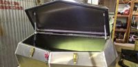 Герметичный жёсткий кофр для CFMOTO Z6 (Окрашенный снаружи)
