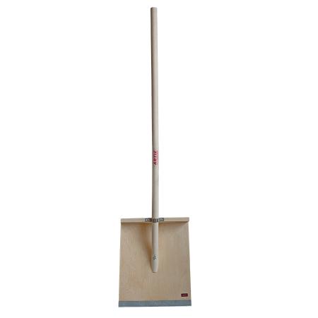 Лопата деревянная для уборки снега ЛСП (300х300 мм) Подростковая