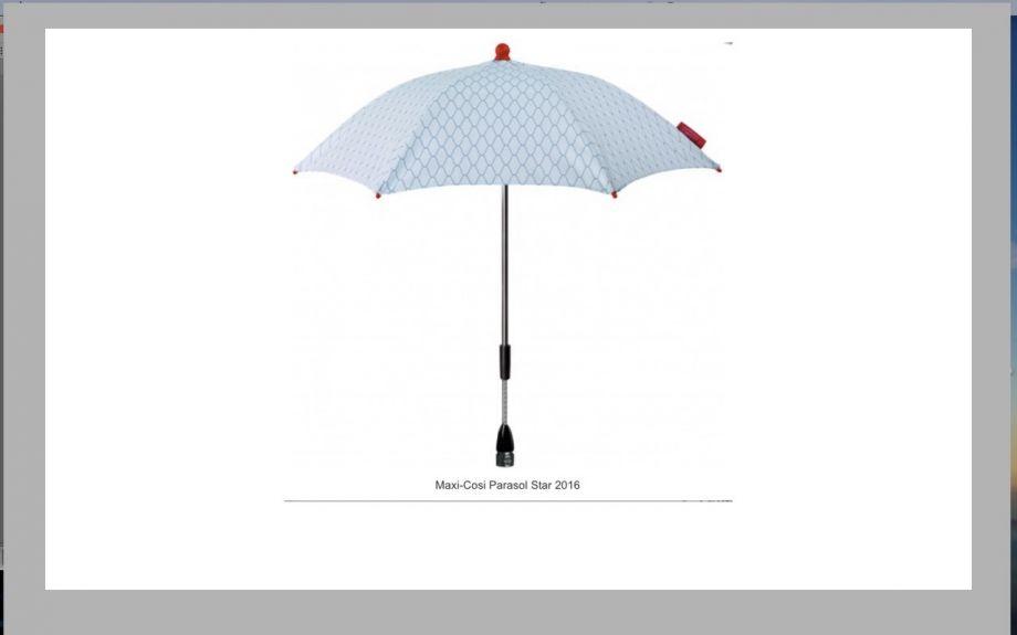 зонтик для коляски Maxi-Cosi