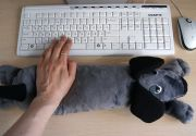 подушка для клавиатуры