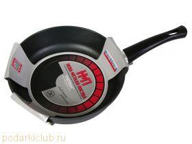 Сковорода Нева Металл 24 см Титан арт.9124 (код 44)