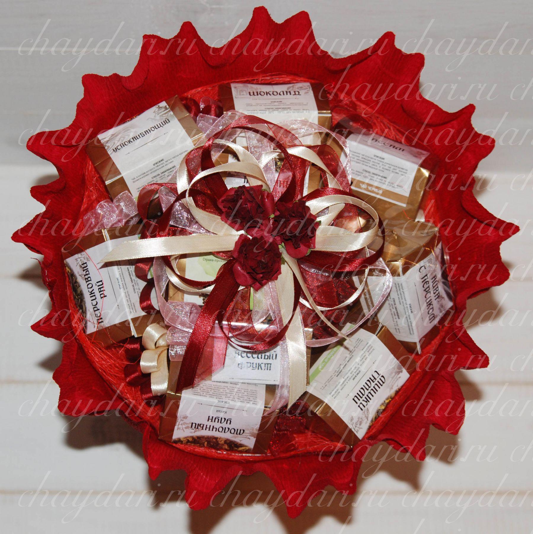 Как сделать букет из конфет своими руками - Печенюка