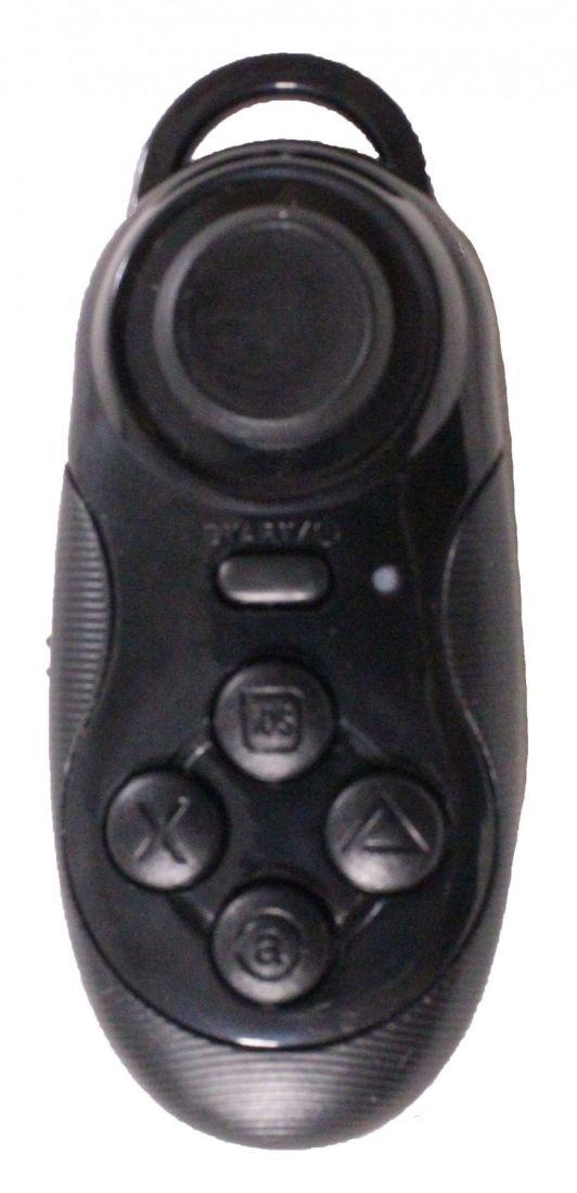Пульт управления плеером, затвором камеры, джойстик для игр (Bluetooth)