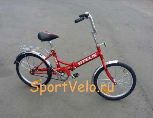 Складной велосипед Stels Pilot 410 (2018) (2017)
