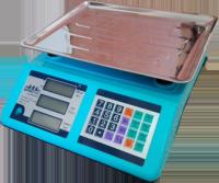 Весы бытовые торговые настольные электронные SPRINT 789ТВ без стойки с АКБ