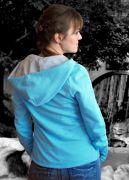 Со спины - женская толстовка Spring