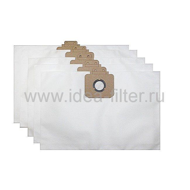 IDEA TA-01 - мешок для пылесоса TASKI Vento 8. 10 штук синтетический одноразовый