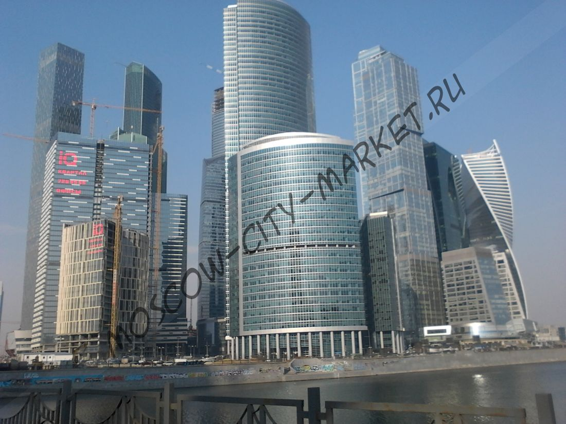 Экскурсия «Знакомство с небоскребами Москва-Сити!»