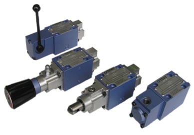 WMM 6, WMR6,  WMD6, WH6  распределители  с механическим управлением