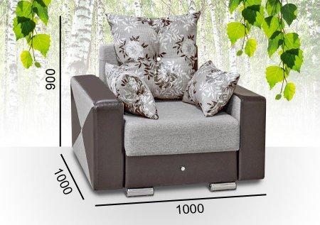 Виктория 1 Кресло и кресло кровать