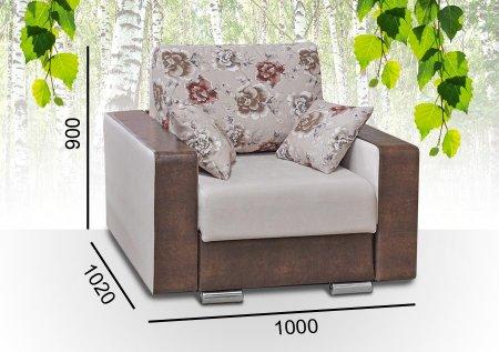Виктория 4 Кресло и Кресло кровать