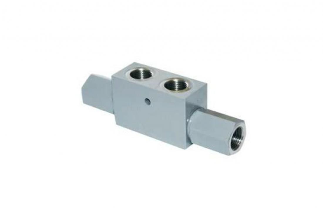 2UZSG12  мобильный двойной обратный клапан