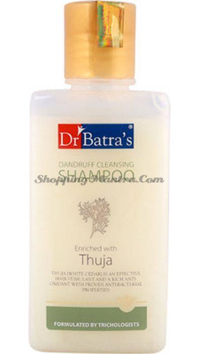 Гомеопатический шампунь против перхоти Др. Батра /Dr Batra's Dandruff Cleansing Shampoo