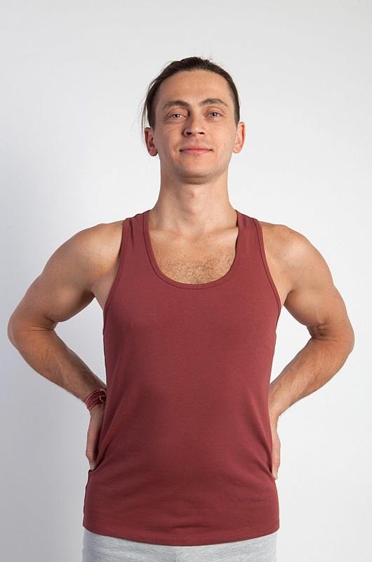 "Футболка мужская ""Fox"" YogaDress"