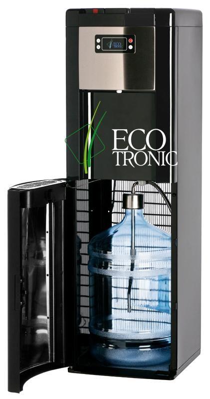 Кулер Ecotronic P9-LX Black