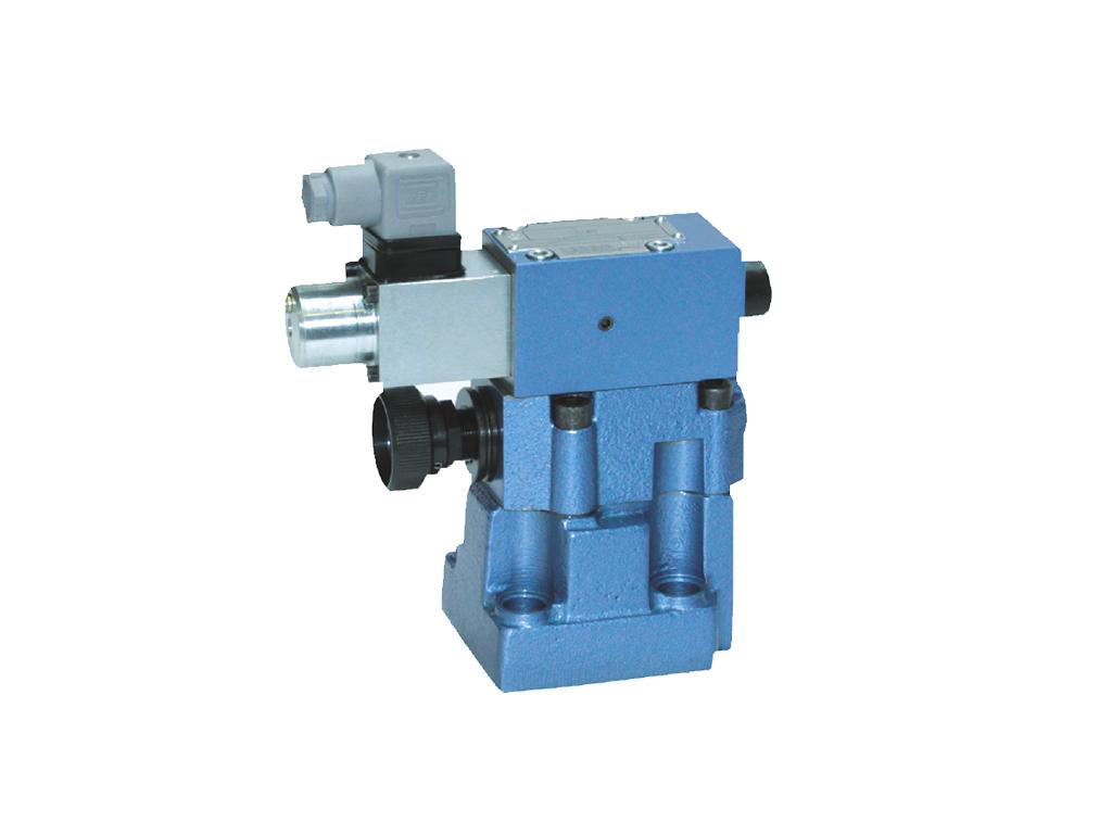 WZRPE  10,  20  редукционный клапан с пропорциональным управлением