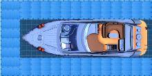 Причал(пристань) для яхты 3.5x12.5