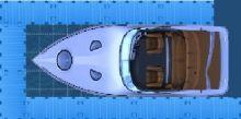 Причал для катера 2.5x7.5