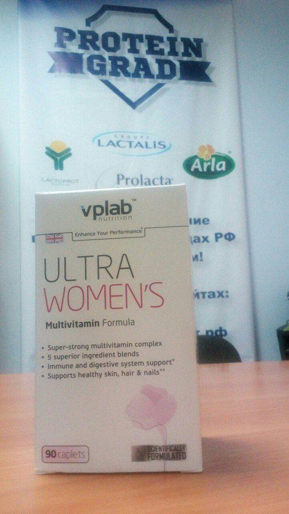Витамины VP Ultra Womens Multivitamin Formula