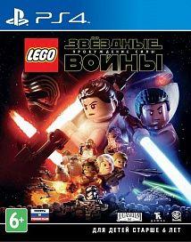 Игра Lego Звездные Войны : Пробуждение силы (PS4)