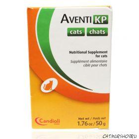 Aventi KP порошок (Ренал для кошек) - поддержка почек при ХПН для кошек -  50 гр.