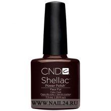 CND Shellac FAUX FUR  0.25oz/7.3мл