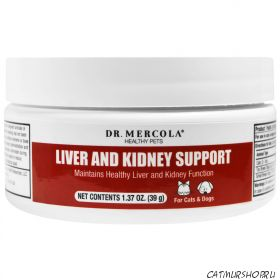 Liver and Kidney Support для животных 39  гр. - 156 порций на кошку