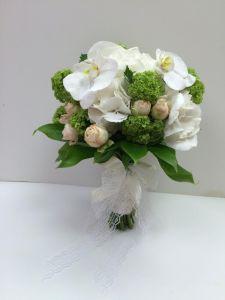 Свадебный букет невесты №19