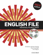 English File 3rd Elementary Student's Book with iTutor DVD-ROM
