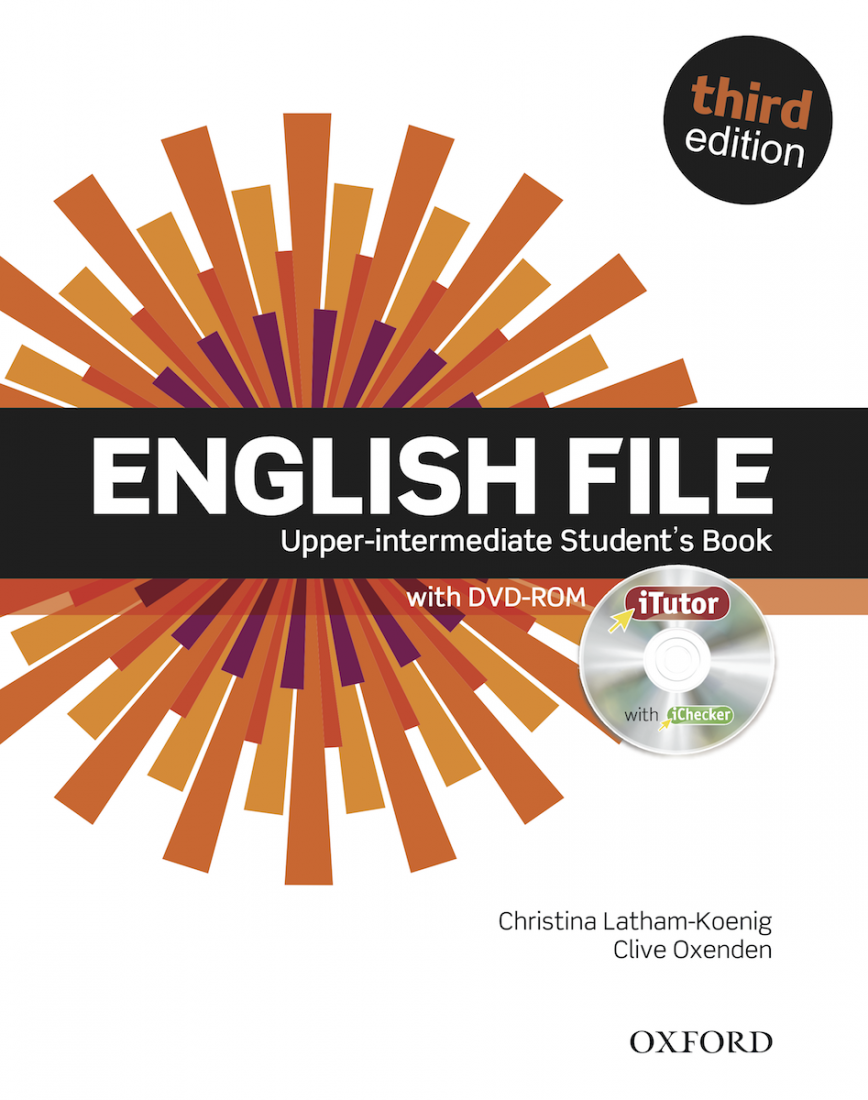 English File 3rd Upper-intermediate Student's Book with iTutor DVD-ROM